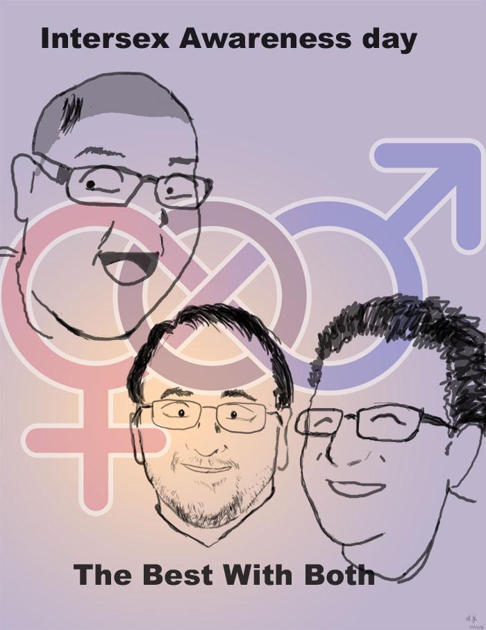 Intersex awareness