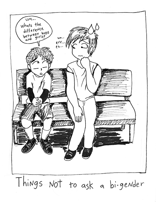 bigender comic